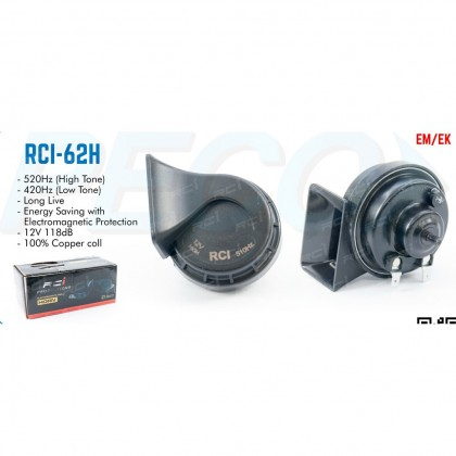 RCI-62H ELECTRO MAGNETIC SHELL HORN