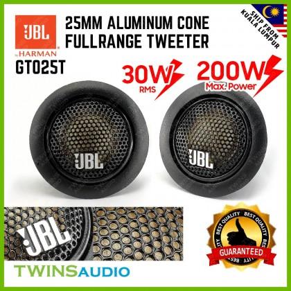 JBL 25mm Aluminum Cone Full Range Tweeter GT025T