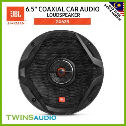 "JBL 6-1/2"" Coaxial Car Audio Loudspeaker Frequency Response Up To 21kHz JBL GX628 100% Original JBL 1 Year Warranty"
