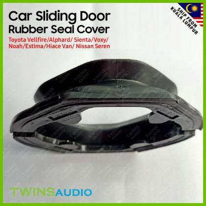 Car Sliding Door Rubber Striker Cover Toyota Vellfire/Alphard/Sienta/Voxy/Noah/Estima/Hiace Van/ Nissan Seren