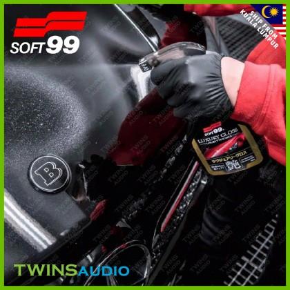 Soft99 Luxury Gloss (Made in Japan) Car Care | Coat | Liquid Type Wax | Coating - 500ML