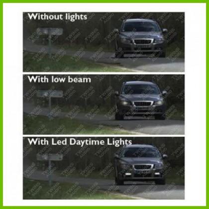 Philips LED DayLight 8 DRL STRIP Running Lights LED Daytime