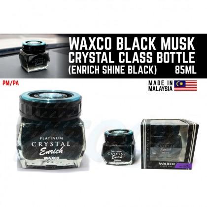 WAXCO BLACK MUSK AIR FRESHENER - 85ML (ENRICH SHINE BLACK)
